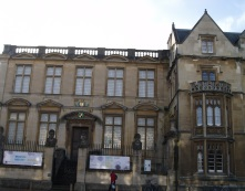 Museum of histroy of science oxford